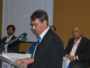 Cerimonia de posse da nova diretoria da AEASE